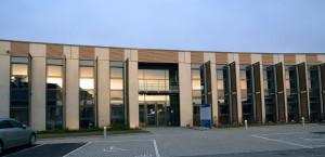 Extérieur des bureaux de DPS Alsace situés à Schiltigheim